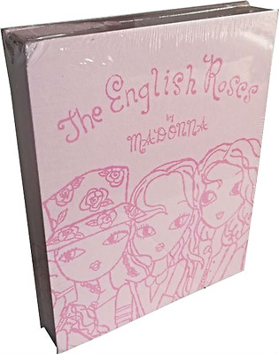 Madonna The English Roses Deluxe Edition Sealed Box Set SIGNED by MADONNA