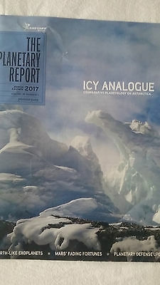 The Planetary Report (March Equinox 2017) Science Magazine (volume 37, number 1)