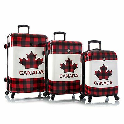 Heys Canada Maple Check Fashion Spinner® Various Size