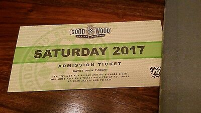 2017 goodwood revival  saturday general admission