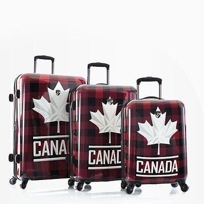 Heys Canada Flannel 2G Fashion Spinner Various Size