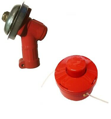 New Gearbox Gearhead To Fit Various Strimmer Trimmer Brush Cutter 26Mm/ 9 Spline