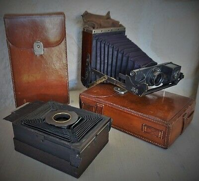 Newman & Guardia Nydia Camera With Extras Extremely Rare