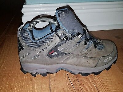 Salomon Xcr Gore-Tex Sensifit Walking Hiking Trail Shoes Trainers Uk Size 6