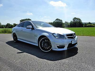 2014 Mercedes-Benz C63 AMG Coupe - Only 8100 miles - Speedshift MCT 7G-Tronic