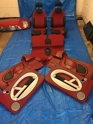 MINI COOPER 2003 Genuine Used Seats and Interior 2001-2006 (not Leather)