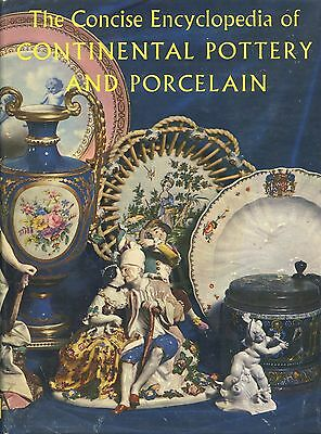 European Pottery Porcelain - Types Makers Marks Etc. / In-Depth Encyclopedia