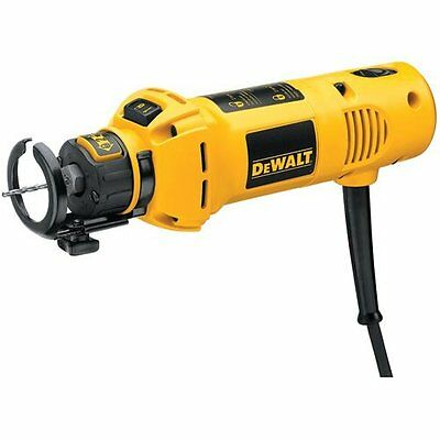 DEWALT DW660 Cut-Out 5 Amp 30,000 RPM Rotary Tool with 1/8-Inch and 1/4-Inch