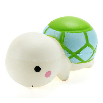 Squishy Turtle Jumbo 14cm Slow Rising Animals Cartoon Collection Gift Decor Soft
