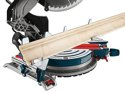 Bosch MS1233 Crown Stop Kit for Bosch Miter Saws,  Includes Mounting Knobs