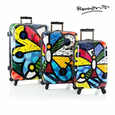 Heys Britto Butterfly Fashion Spinner Various Size