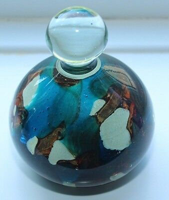 Mdina Glass Paperweight