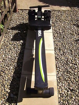 York rowing machine  compact  cost £169