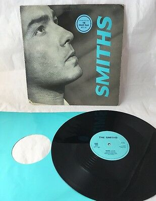 "THE SMITHS - PANIC 12"" Vinyl Single Original 1986 ROUGH TRADE RTT 193"