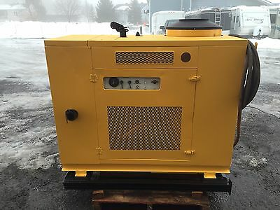 Gas engine Jenny Steam Cleaner / Powerfull Hot Water or steam pump