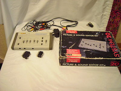 Camlink Vision 200 Stereo Video Processor Picture and Sound Editor Kit