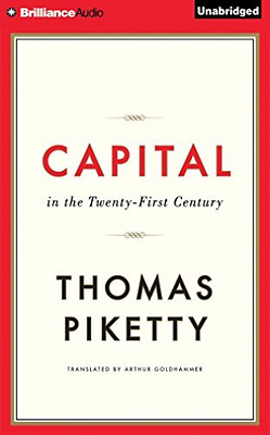 Piketty Thomas/ Goldhammer ...-Capital In The Twenty-First C (US IMPORT)  CD NEW