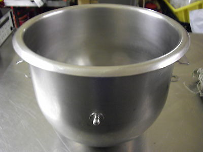Hobart 40 Quart Stainless Steel Mixing Bowl