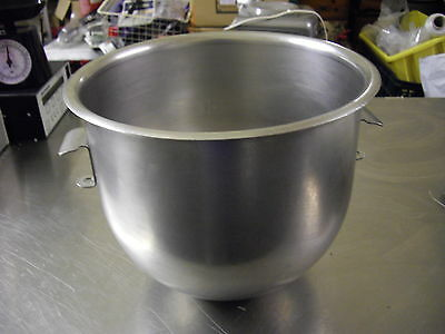 Hobart 40 Quart Capacity Stainless Steel Mixing Bowl
