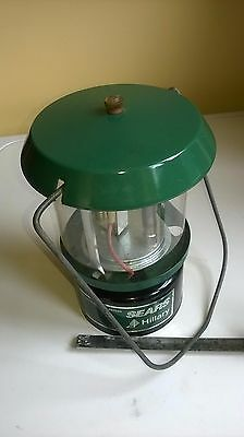 COLEMAN .    GAS LIGHT, NO.201.72787, IGNITION LANTERN. sears hillory