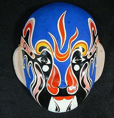 China's ceramic handmade painting paint face mask FROM CHENGDU CHINA ORIGINAL