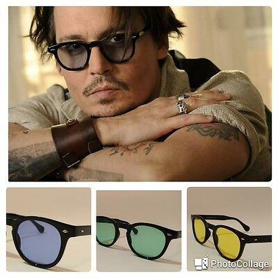 Occhiali da sole moda Deep 2018 Lenti Fume' Novita' Most Wanted 2018 Moscot Fun
