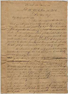 Missionary Letters from the Ship Saco and India to Massachusetts - 1817-1818