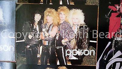 Poison Post Cards - Very Rare UK Collectables - Mint!