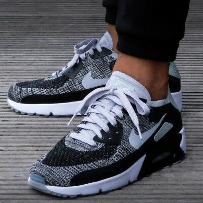 the latest 74ed8 10ec5 Nike Air Max 90 Ultra 2.0 Flyknit Men's Shoe Lifestyle Comfy Sneaker