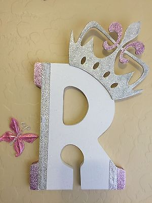 Wood letters - nursery Decor - ANY NAME - custom made to your Decore