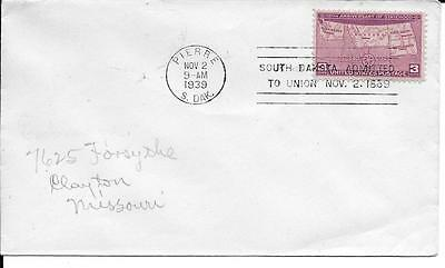 Scott #85 Four States FDC - addressed no cachet