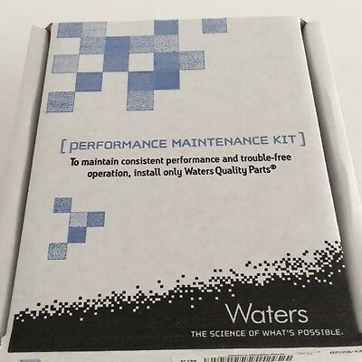 *Brand New* Waters Performance Maintenance Part# 201000186