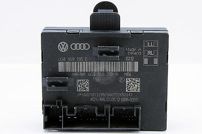 Audi A6 A7 Door Control Unit 4G8959795E OEM Genuine