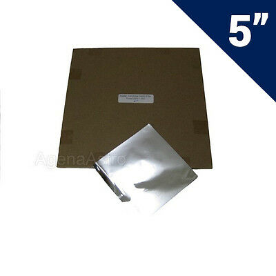 "Baader AstroSolar Visual Solar Filter Film (ND 5) - 5"" (127mm) Square Piece"