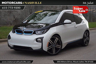 2014 BMW 3-Series Hatchback '14 BMW i3 Tech Pkg Nav h/k Sound Warranty Carfax *Make me offer*