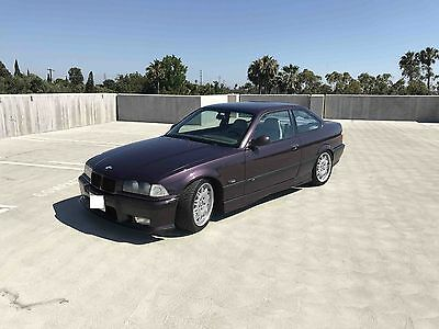 1995 BMW M3 E36 M3 E36 M3 in Daytona Violet, Manual, 116k miles, Great condition