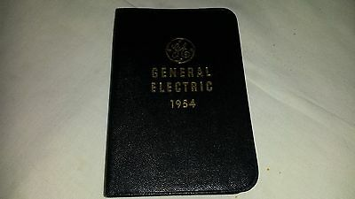 1954 General Electric Daily Calendar - Never Written Used