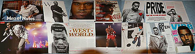 KANYE WEST 162x Clippings