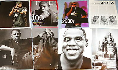 JAY Z  158x Clippings Covers Pinup