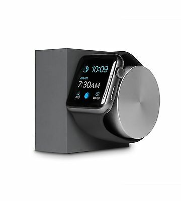 Native Union DOCK for Apple Watch - Weighted Charging Dock for Apple Watch wi...