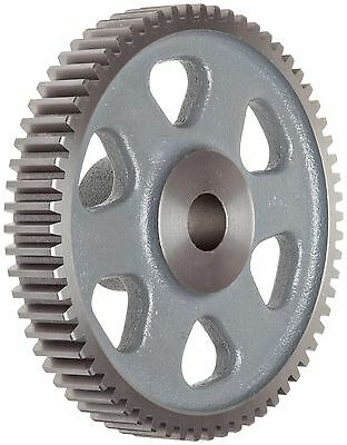 "Boston Gear NF60 Spur Gear 14.5 Pressure Angle Cast Iron Inch 10 Pitch 0.875""..."