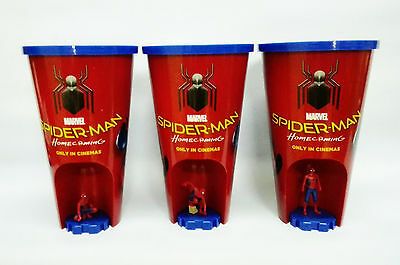 Spiderman Homecoming Movie Cup New Tumbler Limited Theater