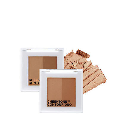 [TONYMOLY] CHEEKTONE CONTOUR DUO / Korean Cosmetics