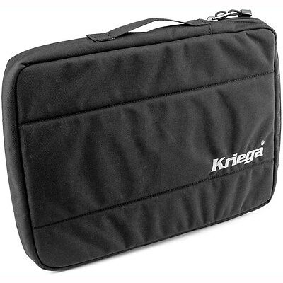 Motorcycle Kriega Kube Laptop Case - Black UK Seller