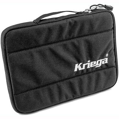 Motorcycle Kriega Kube Tablet Case - Black UK Seller