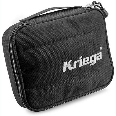 Motorcycle Kriega Kube Organiser Case - Black UK Seller