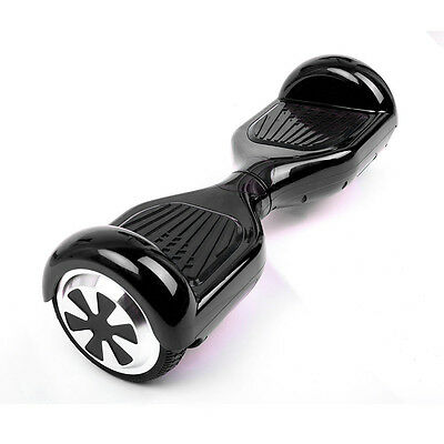 "6.5"" 2 Wheels Smart  Balancing Scooter Electric Motorized Balance Skateboard"