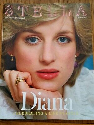 Sunday Telegraph magazine 25 June 2017 Diana Life in Style special