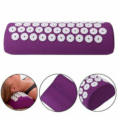 Massager Yoga Bed Pain Relieve Acupressure of Nails Acupressure Pillow New