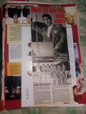 duran duran  clippings and posters